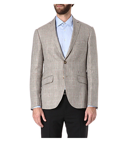 ETRO Houndstooth jacket (Multi