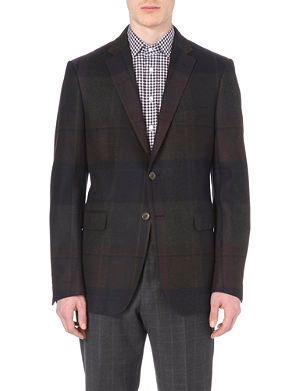 ETRO Plaid blazer