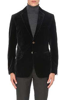 ETRO Paisley velvet blazer