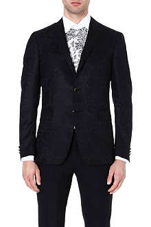 ETRO Paisley wool and silk-blend blazer
