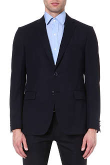 ETRO Single-breasted wool suit jacket