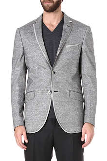 ETRO Linen and cotton-blend blazer
