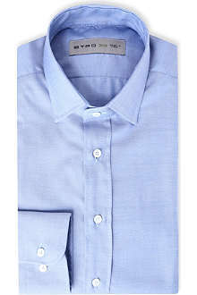 ETRO Oxford cotton shirt