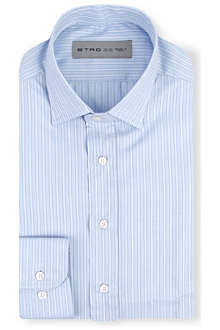 ETRO Striped regular-fit shirt