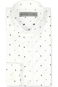 ETRO Paisley regular-fit single-cuff shirt