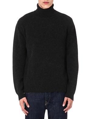 ETRO Cashmere roll-neck jumper