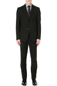 ETRO Jacquard single-breasted suit