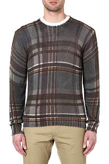 ETRO Checked jumper