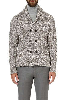 ETRO Cashmere cable-knit cardigan