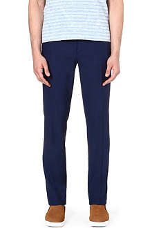 ETRO Stretch-cotton trousers