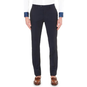 Panama cotton stretch chinos