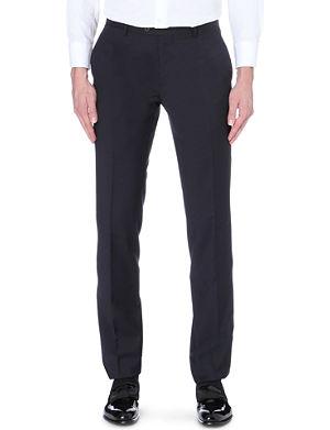 ETRO Slim-fit wool trousers