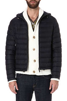 ETRO Paisley check quilted jacket