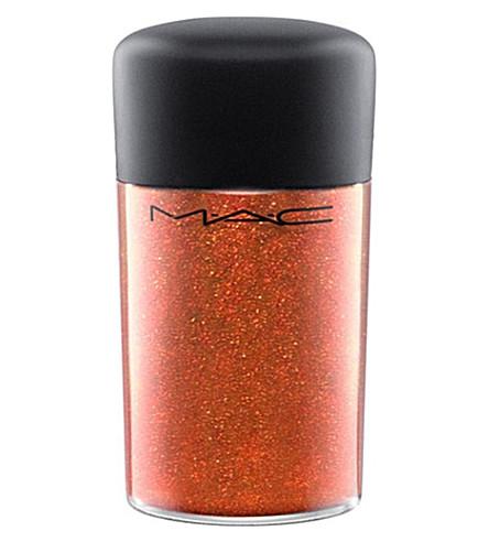 MAC Destined To Dazzle Glitter (Reflects copper