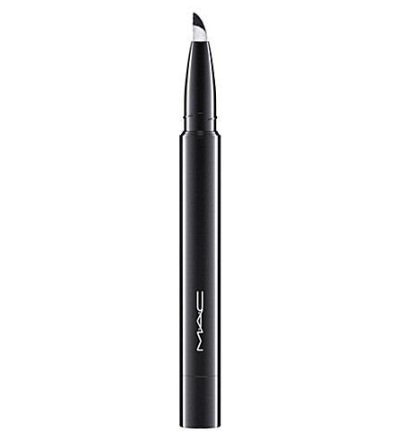 MAC Rebeleyes Gel Eye Liner (Smoldering+black
