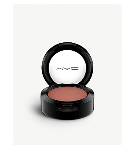 MAC Eyeshadow (Brown+script