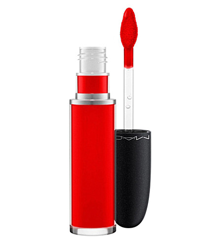MAC Helmut Newton Retro Matte Liquid Lip Colour (High heels