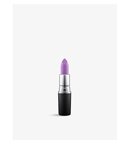 MAC Bangin' Brilliant Matte Lipstick (4eva