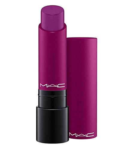 MAC Liptensity Lipstick (Hellebore