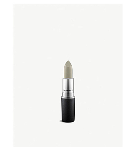 MAC Colour Rocker Matte Lipstick (Night mint