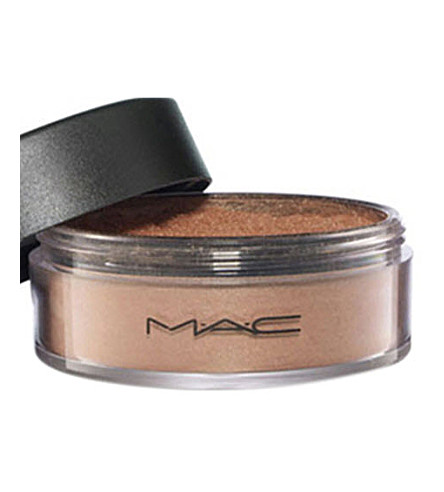 MAC Iridescent Powder⁄Loose (Golden+bronze