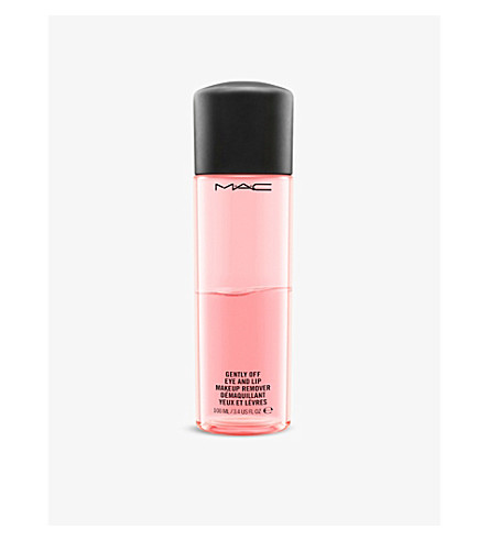 MAC Gently Off Eye and Lip Make Up Remover