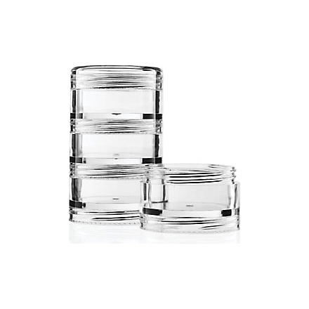 MAC Stackable Travel Jars