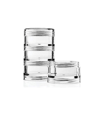 MAC Stackable Travel Jars