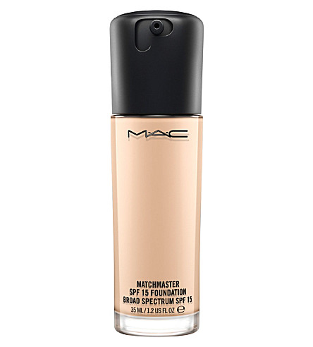 MAC Matchmaster SPF 15 Foundation (1
