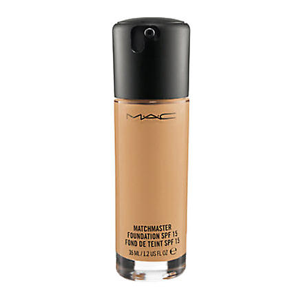 MAC Matchmaster SPF 15 Foundation (2