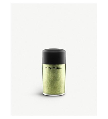 MAC 颜料 (金色 + 橄榄色