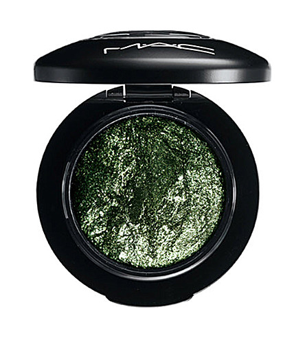 MAC Mineralize Eye Shadow (Blue+flame