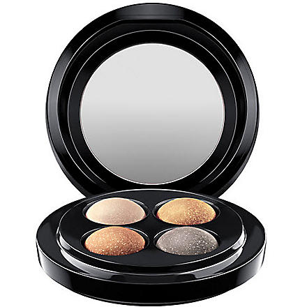 MAC Mineralize Eye Shadow x4 (Glimmer+of+gold