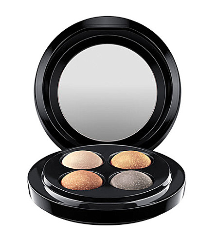 MAC Mineralize Eye Shadow x4 (Glimmer of gold