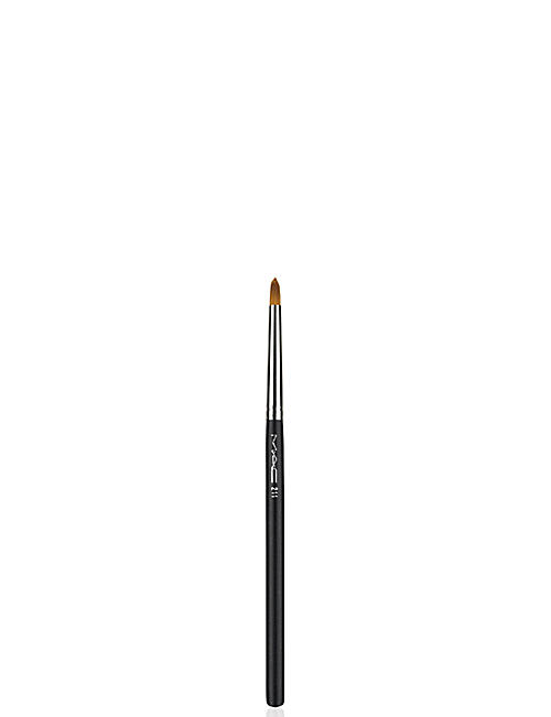 MAC 211 Synthetic Pointed Liner Brush