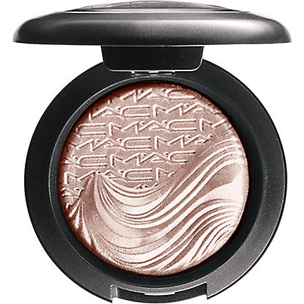MAC Extra Dimension Eyeshadow (Dimensional+blue