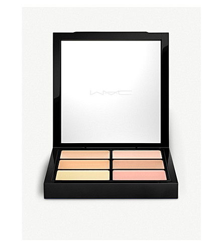 MAC Studio Conceal and Correct Palette (Light