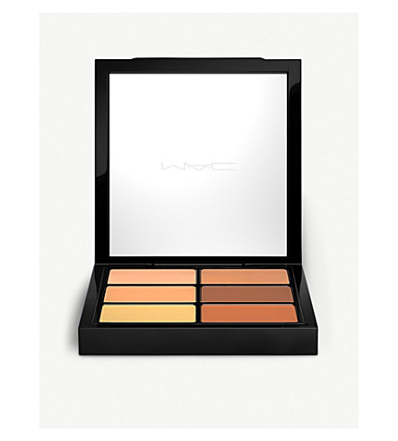 MAC Studio Conceal and Correct Palette (Medium+deep