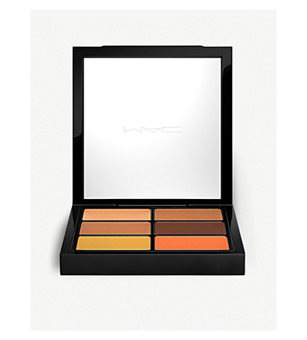 MAC Studio Conceal and Correct Palette (Dark