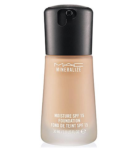 MAC Mineralize Moisture Foundation (Nw13