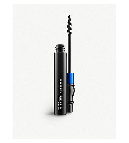 MAC False Lashes Waterproof (Stay+black