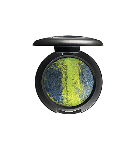 MAC Mineralize Eye Shadow (Bossa+blue