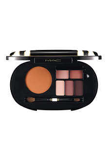 MAC Stroke of Midnight Face Palette: Warm
