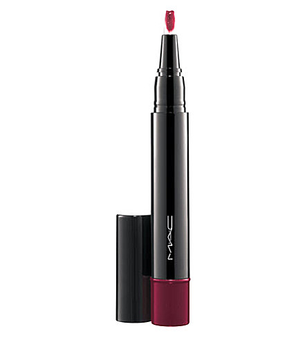 MAC Sheen Supreme Lipglass Tint (Blushing+berry
