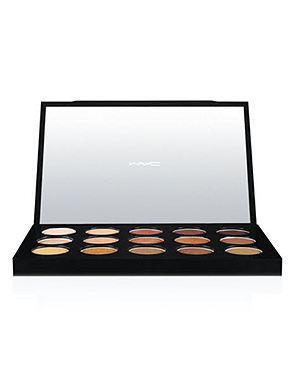 MAC Eyeshadow x15: Warm Neutral