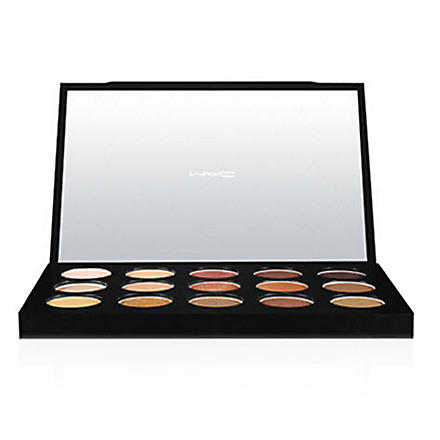 MAC Eyeshadow x15: Warm Neutral (Warm
