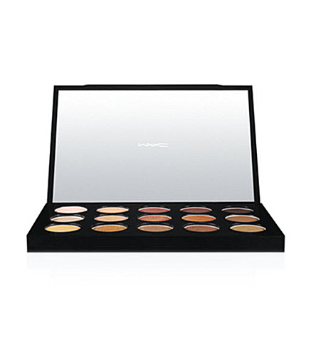 MAC Eyeshadow Palette - Warm Neutral (Warm