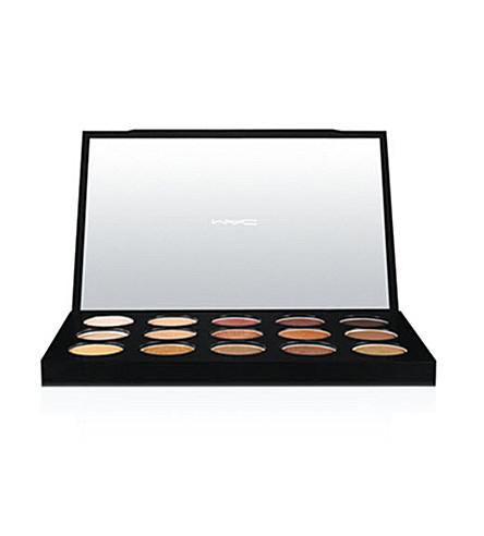MAC Eyeshadow Palette - Warm Neutral (Warm