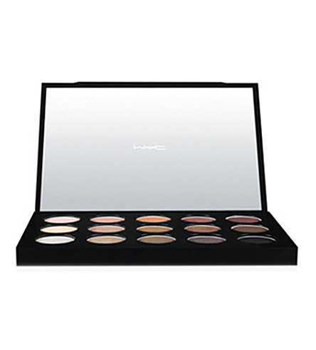 MAC Eyeshadow x15: Cool Neutral (Cool