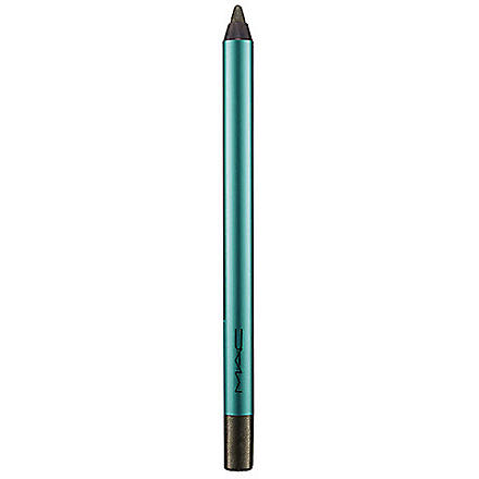 MAC Alluring Aquatic Pearlglide Intense Eye Liner (Black+line